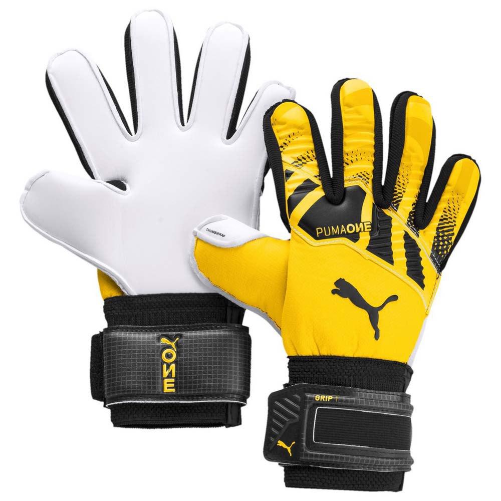 Puma One Grip 1 Rc Junior 5 Ultra Yellow