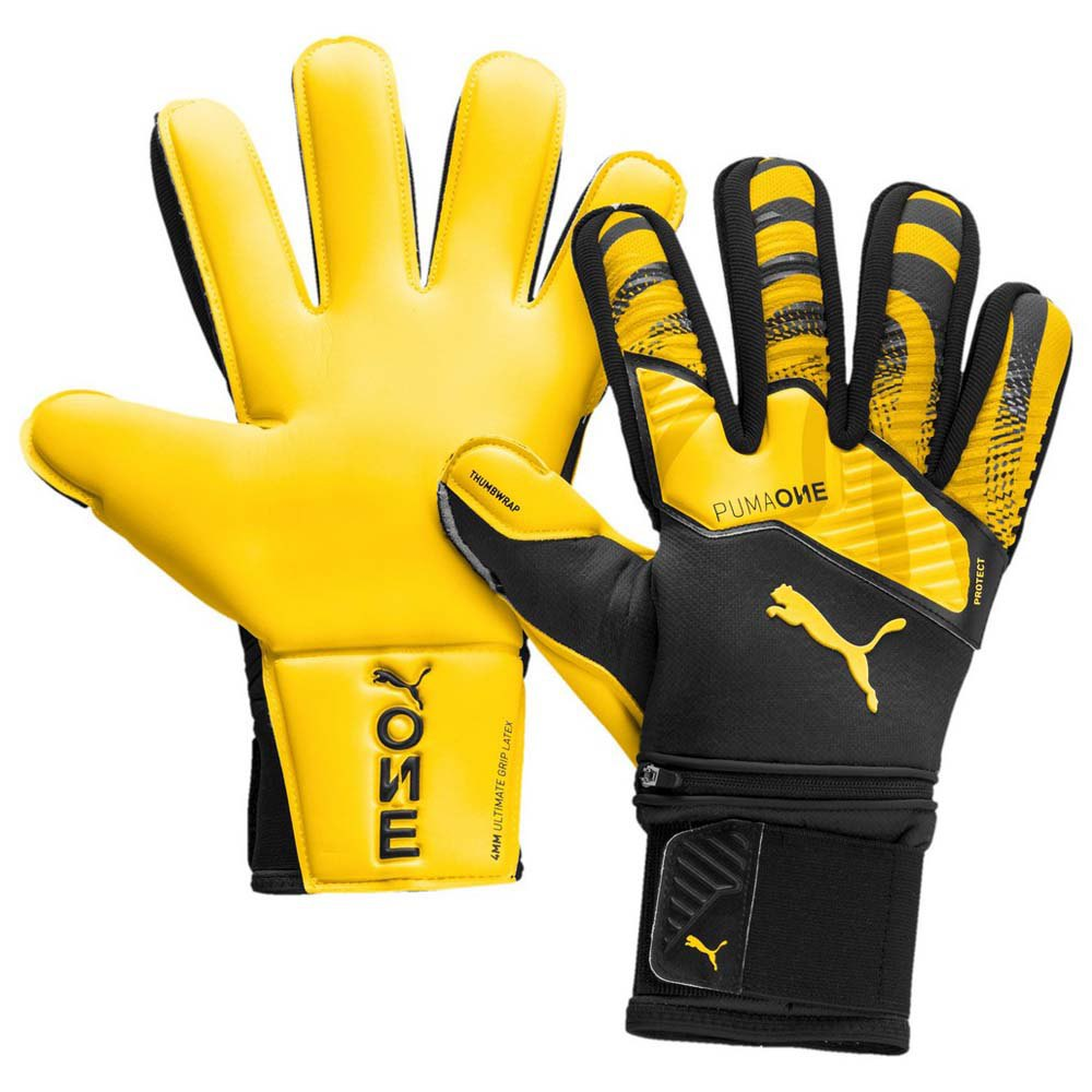 Puma One Protect 1 Rc 10 Ultra Yellow
