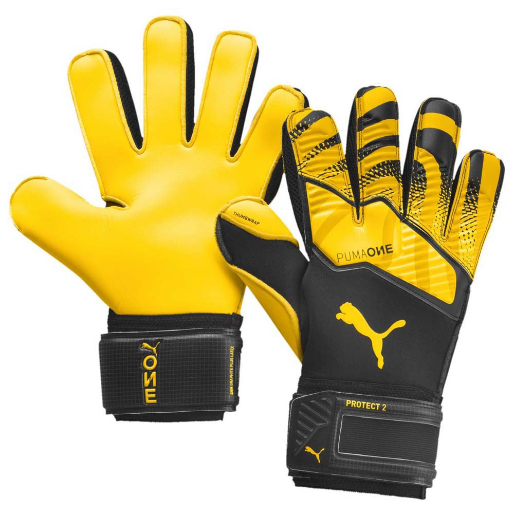 Puma One Protect 2 Rc 10 Ultra Yellow