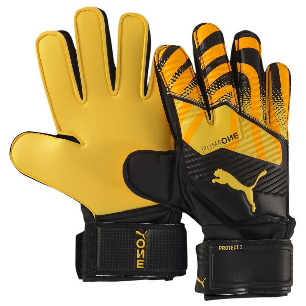 Puma One Protect 3 Rc Junior 4 Ultra Yellow