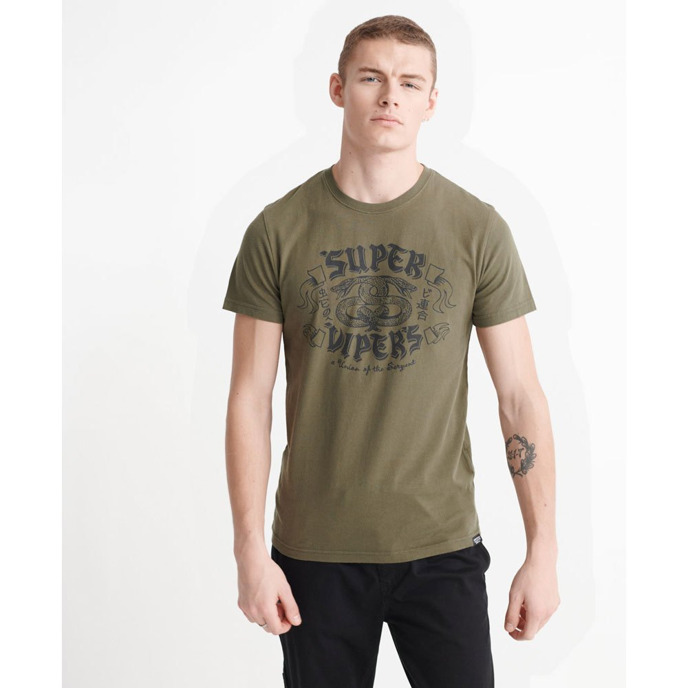 Superdry Military M Olive