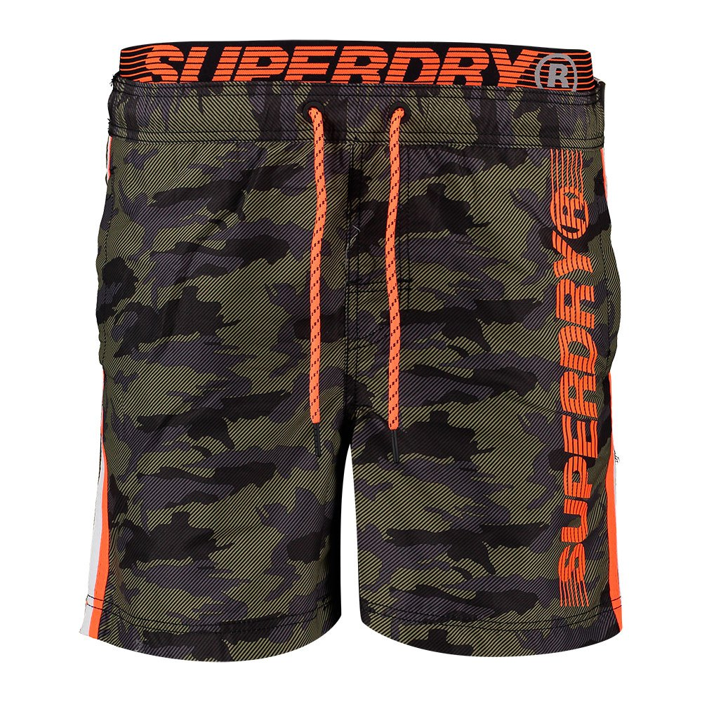 Superdry State Volley S Camo