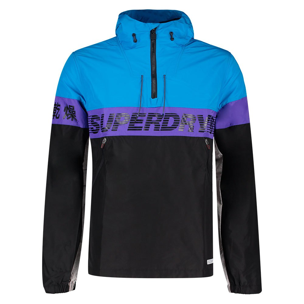 Superdry Ryley XS Electric Blue