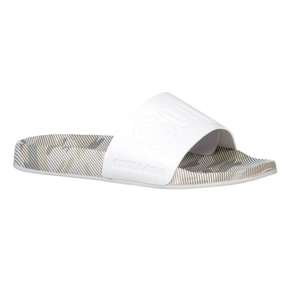 Superdry Premium Beach EU 46-47 White