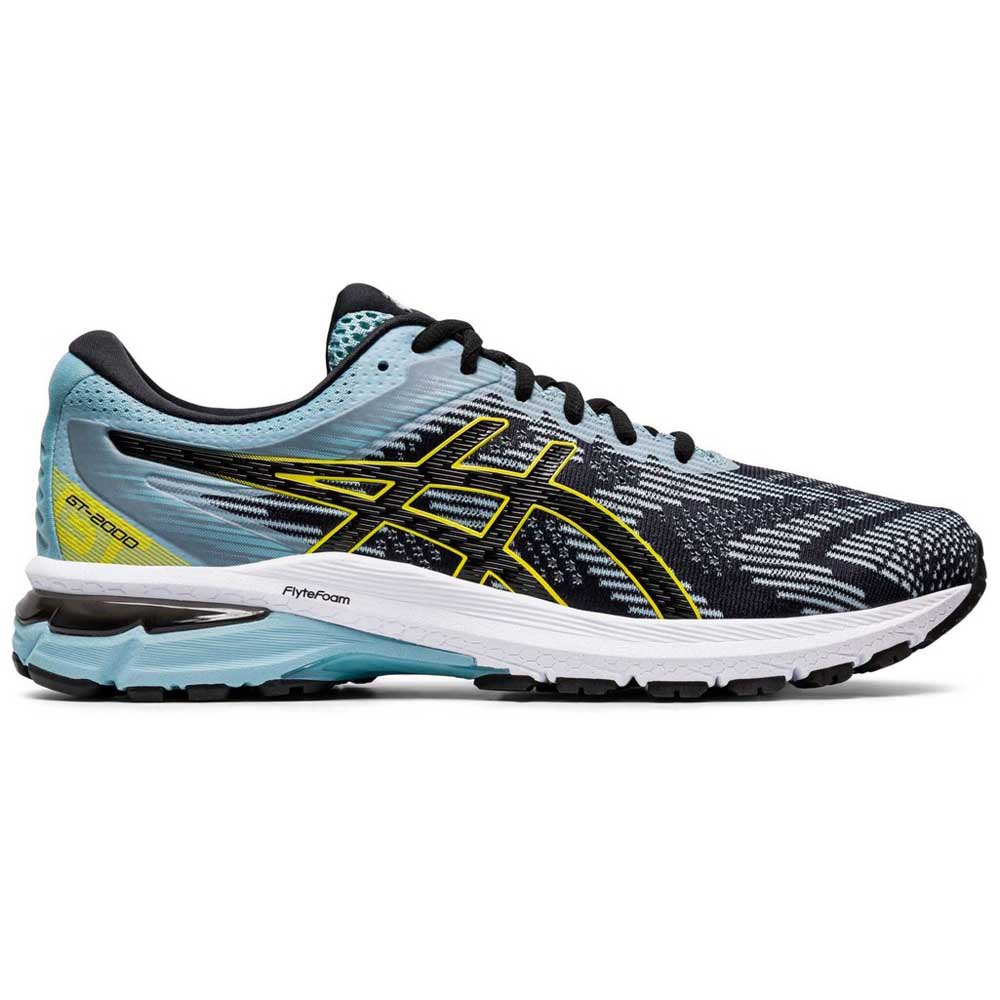 Asics Gt 2000 8 EU 44 Smoke Blue / Black