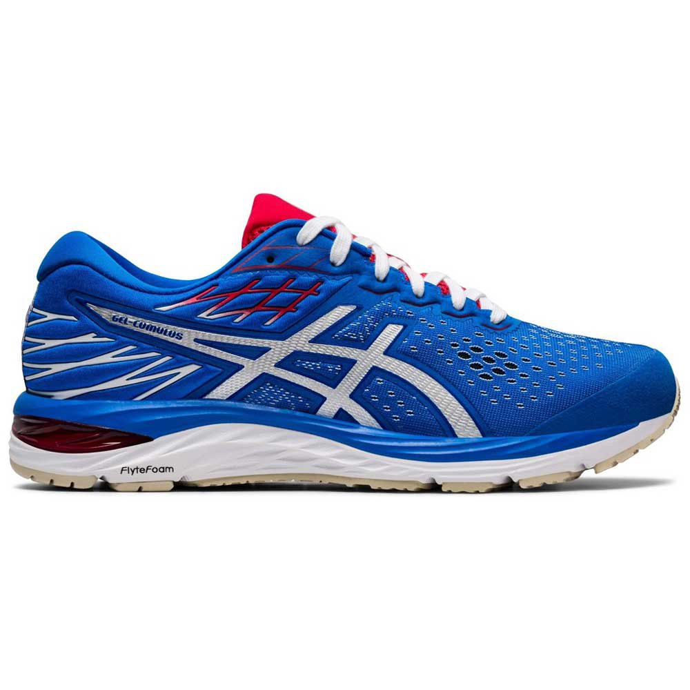 Asics Gel Cumulus 21 EU 44 Electric Blue / White