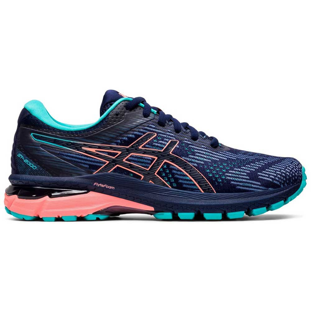 Asics Gt 2000 8 Trail EU 37 Peacoat / Sea Glass