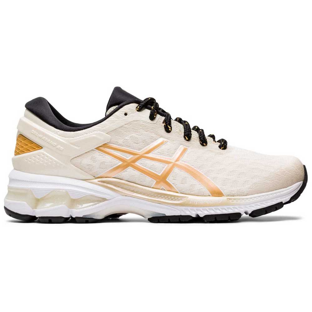 Asics Gel Kayano 26 EU 42 Birch / Champagne