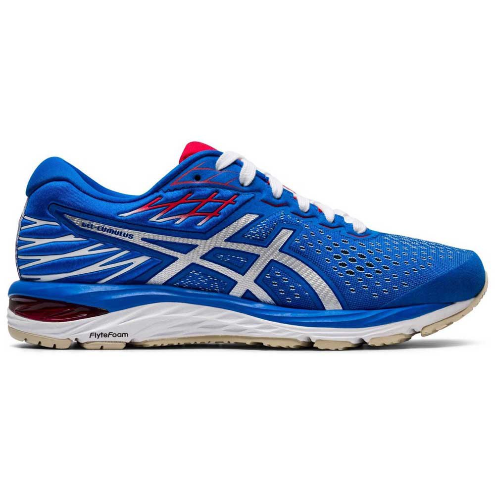 Asics Gel Cumulus 21 EU 42 Electric Blue / White