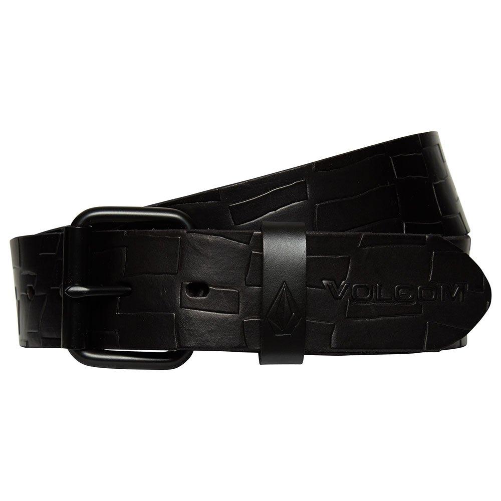 Volcom Stone Mb Leather 38 Black