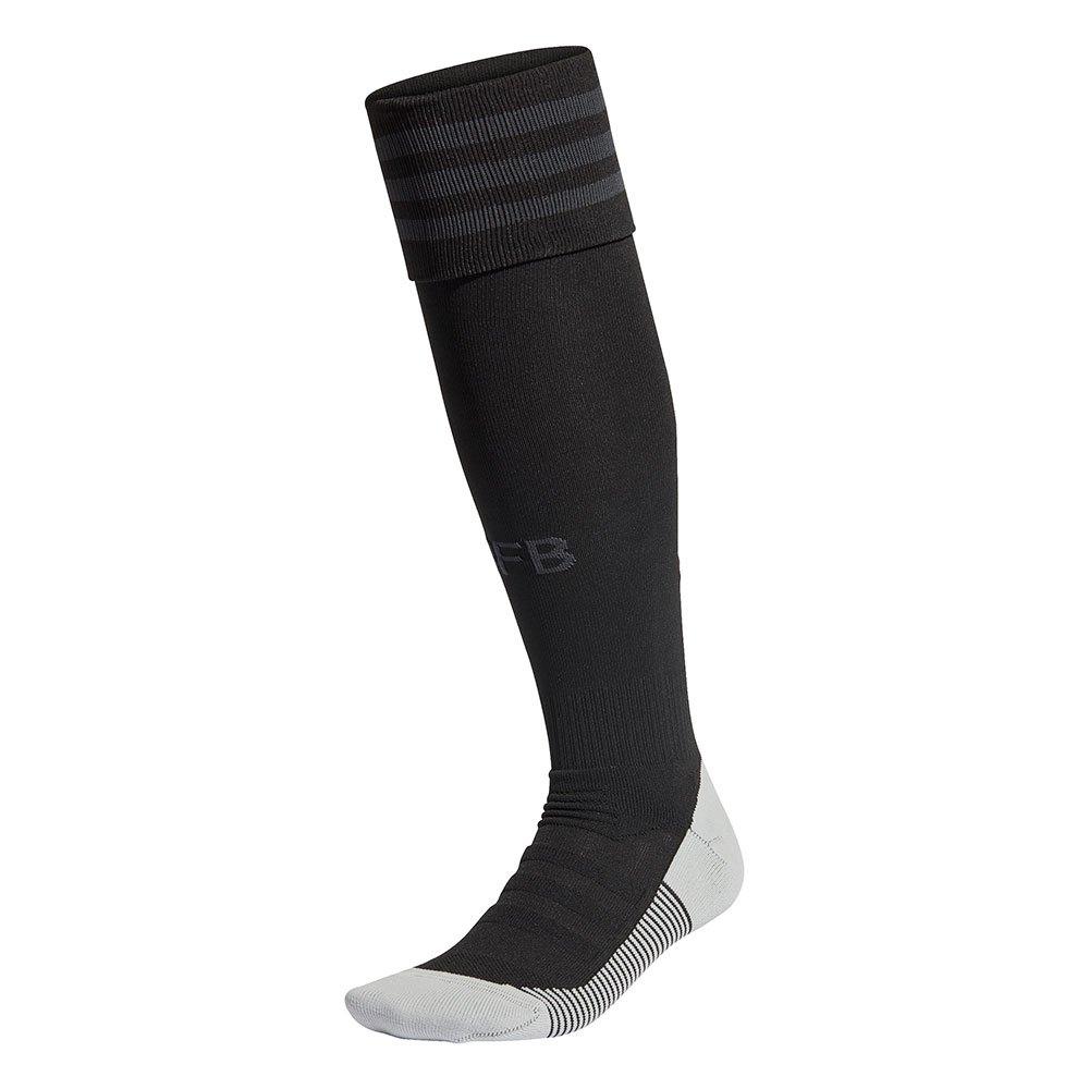 Adidas Chaussettes Allemagne Extérieur 2020 XS Black / Carbon