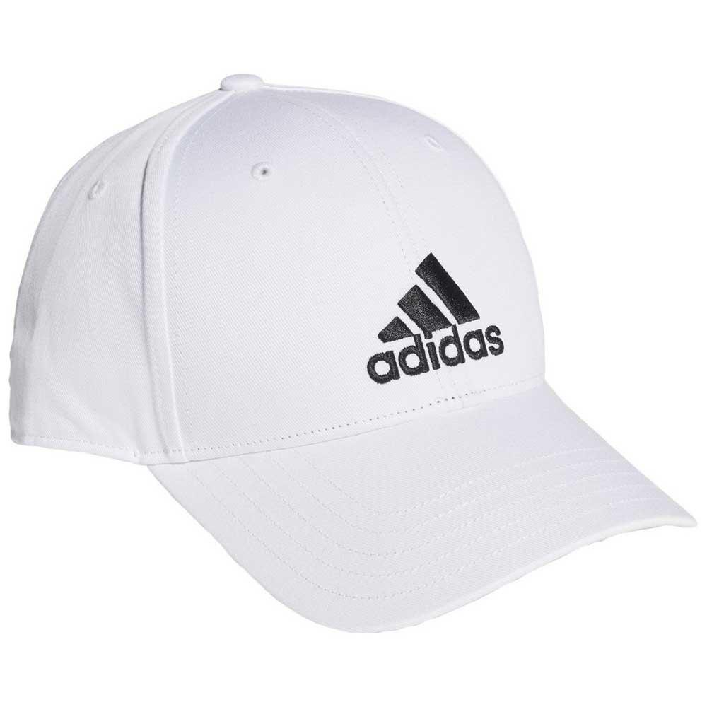 Adidas Baseball Cotton Twill 60 cm White / White / Black