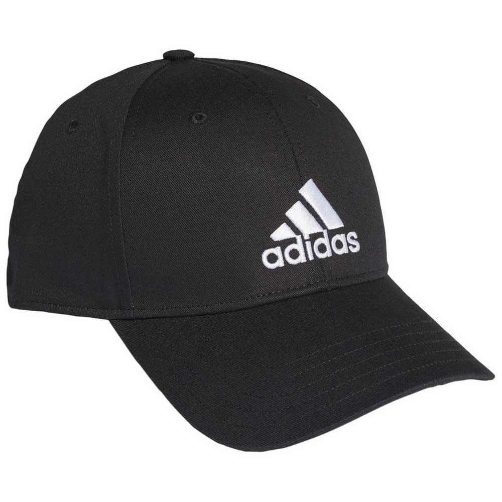 Adidas Baseball Cotton Twill 60 cm Black / Black / White