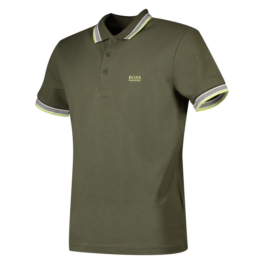 Boss Paddy L Dark Green