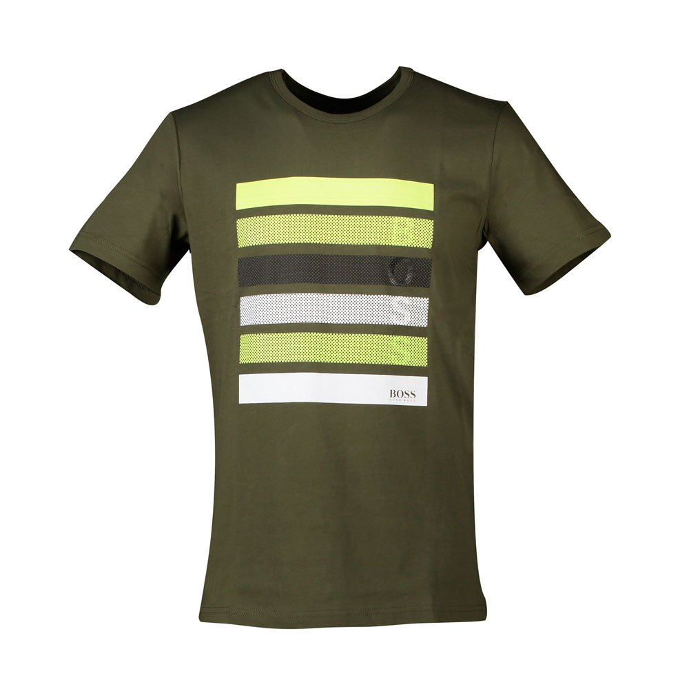 Boss Tee 2 L Dark Green
