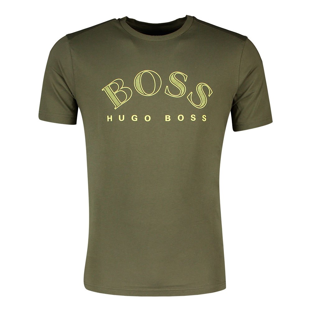 Boss Tee 1 L Dark Green