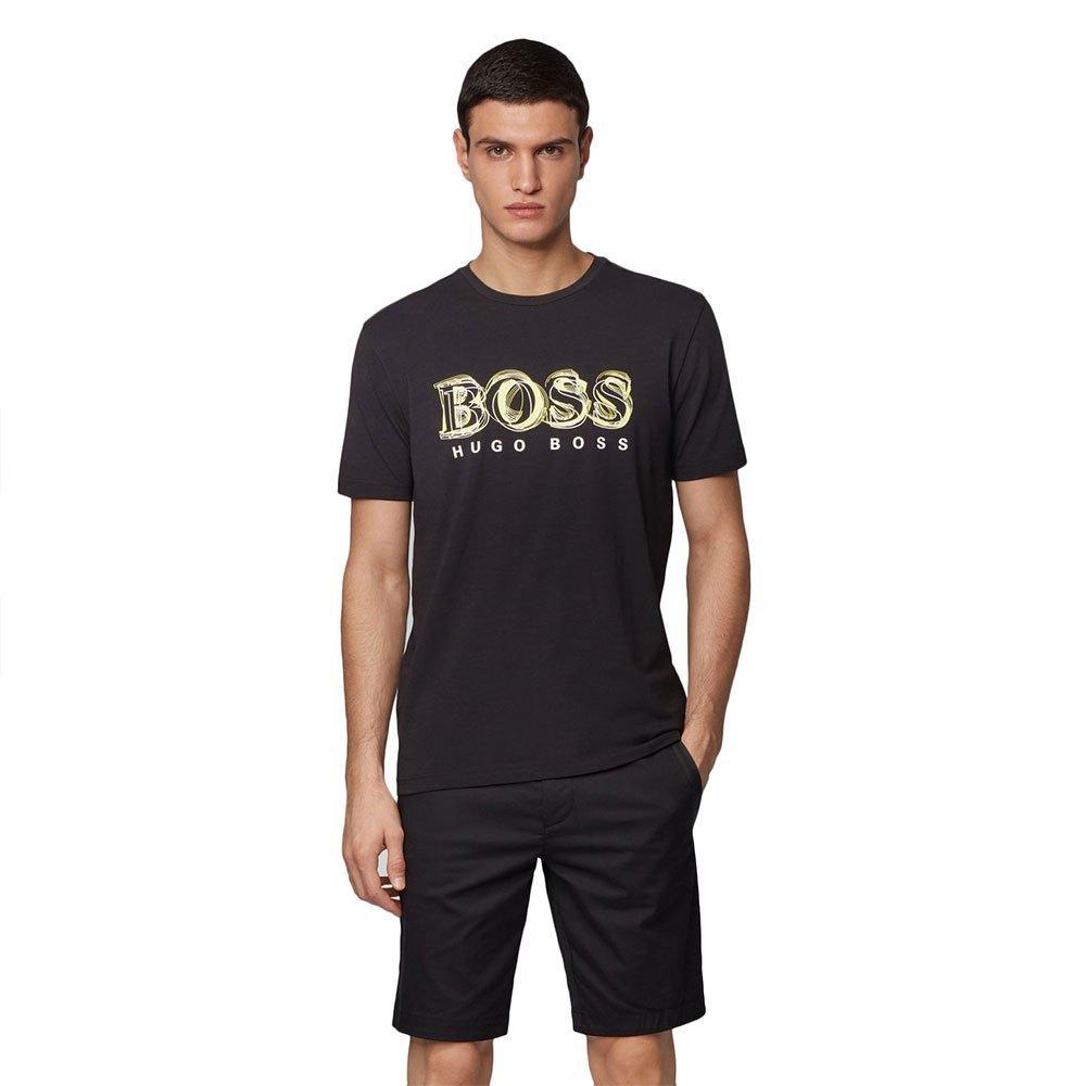 Boss Tee 4 L Black