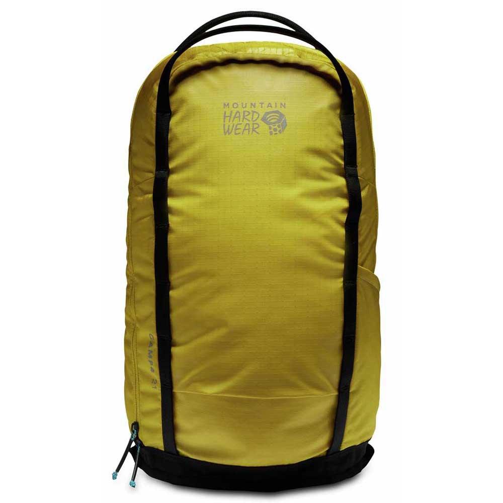 Mountain Hardwear Sac À Dos Camp 4 21l One Size Citron Sun