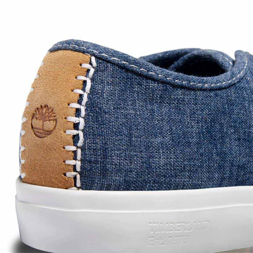 Timberland Newport Bay Bumper Toe Oxford Sneaker,