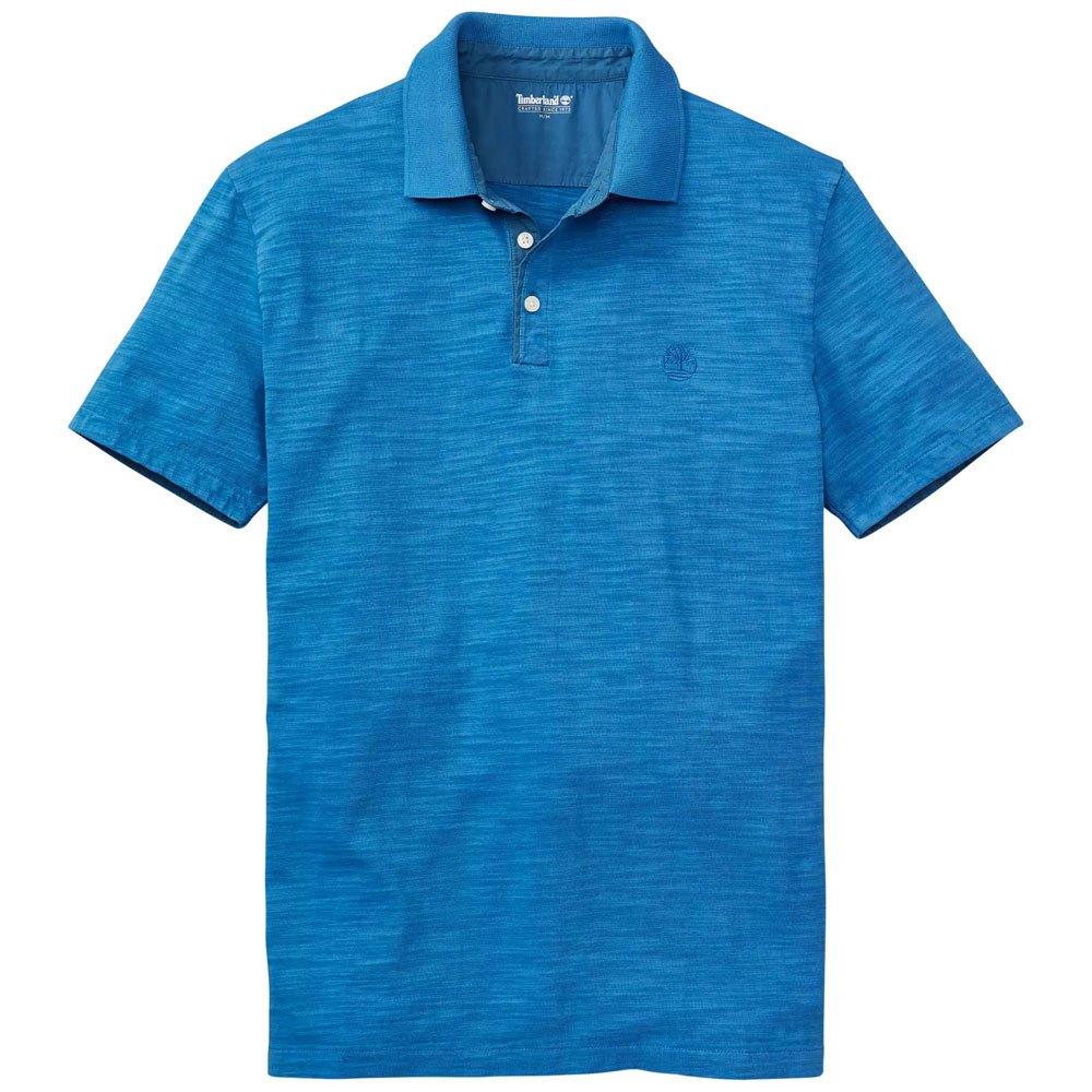 Timberland Ss Gd Slub M Strong Blue