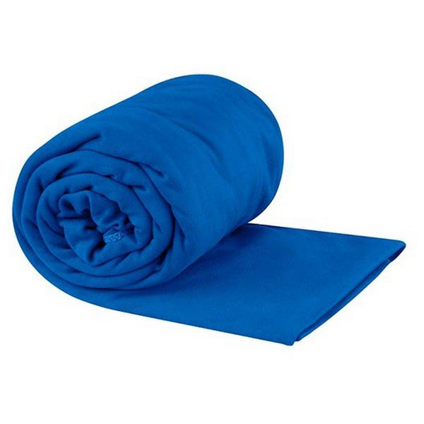 Sea To Summit Pocket Towel Xl 150 x 75 cm Blue Cobalto