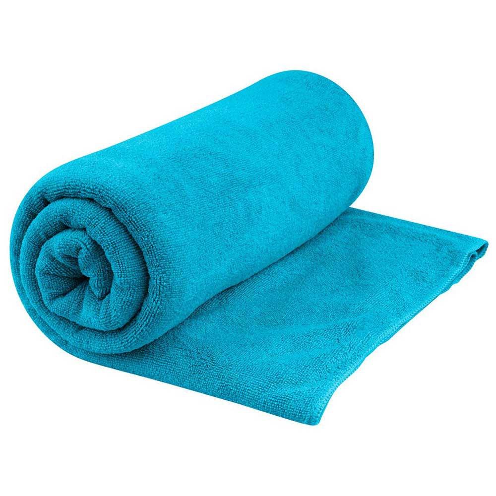 Sea To Summit Tek Towel Xl 150 x 75 cm Pacific Blue