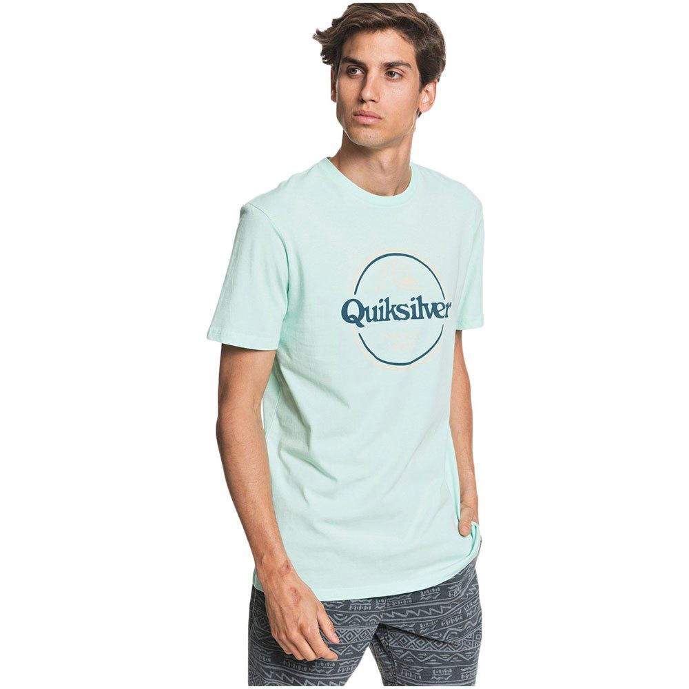 Quiksilver Words Remain S Beach Glass