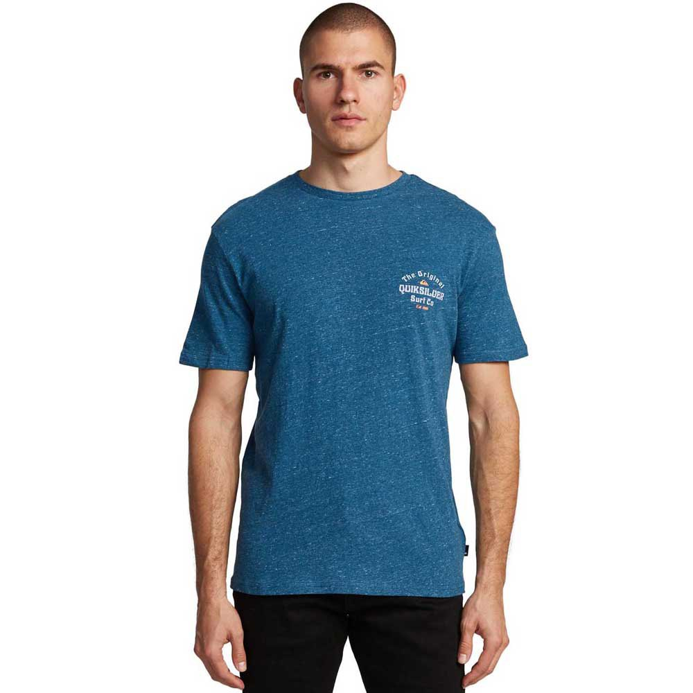 Quiksilver Energy Project S Majolica Blue Heather