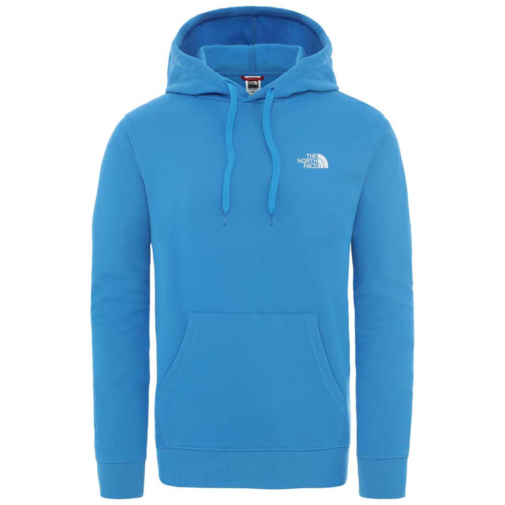 The North Face Graphic S Clear Lake Blue / TNF Black