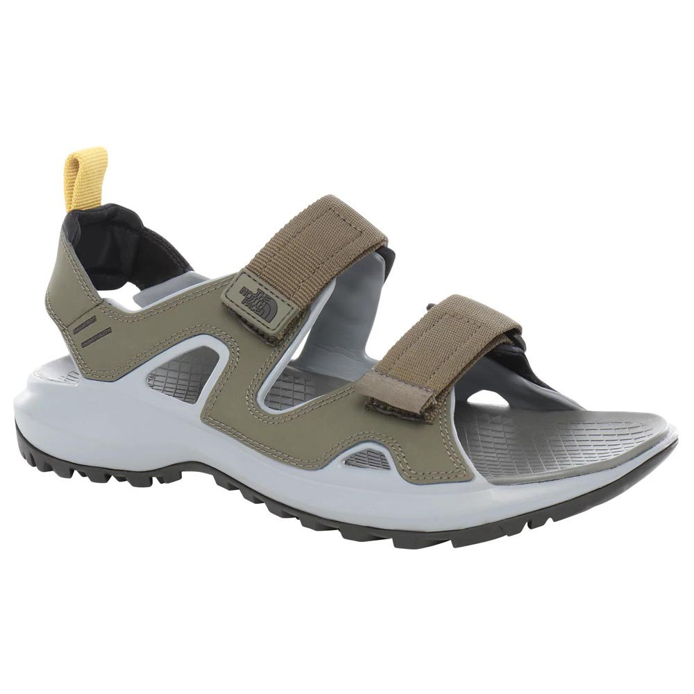 The North Face Hedgehog Iii Sandals EU 40 1/2 New Taupe Green / TNF Black