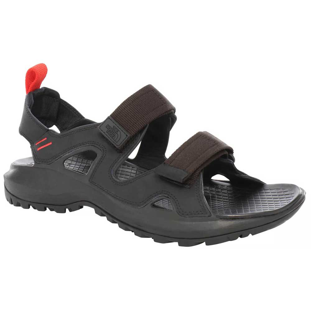 The North Face Hedgehog Iii Sandals EU 39 TNF Black / Asphalt Grey