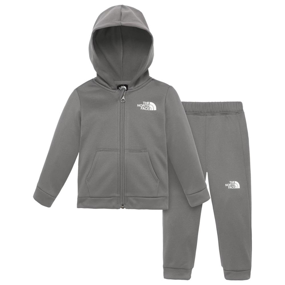 The North Face Surgent Track Set 6 Months TNF Medium Grey Heather