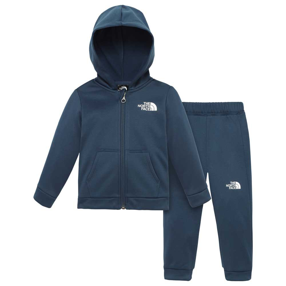 The North Face Surgent Track Set 12 Months Blue Wing Teal