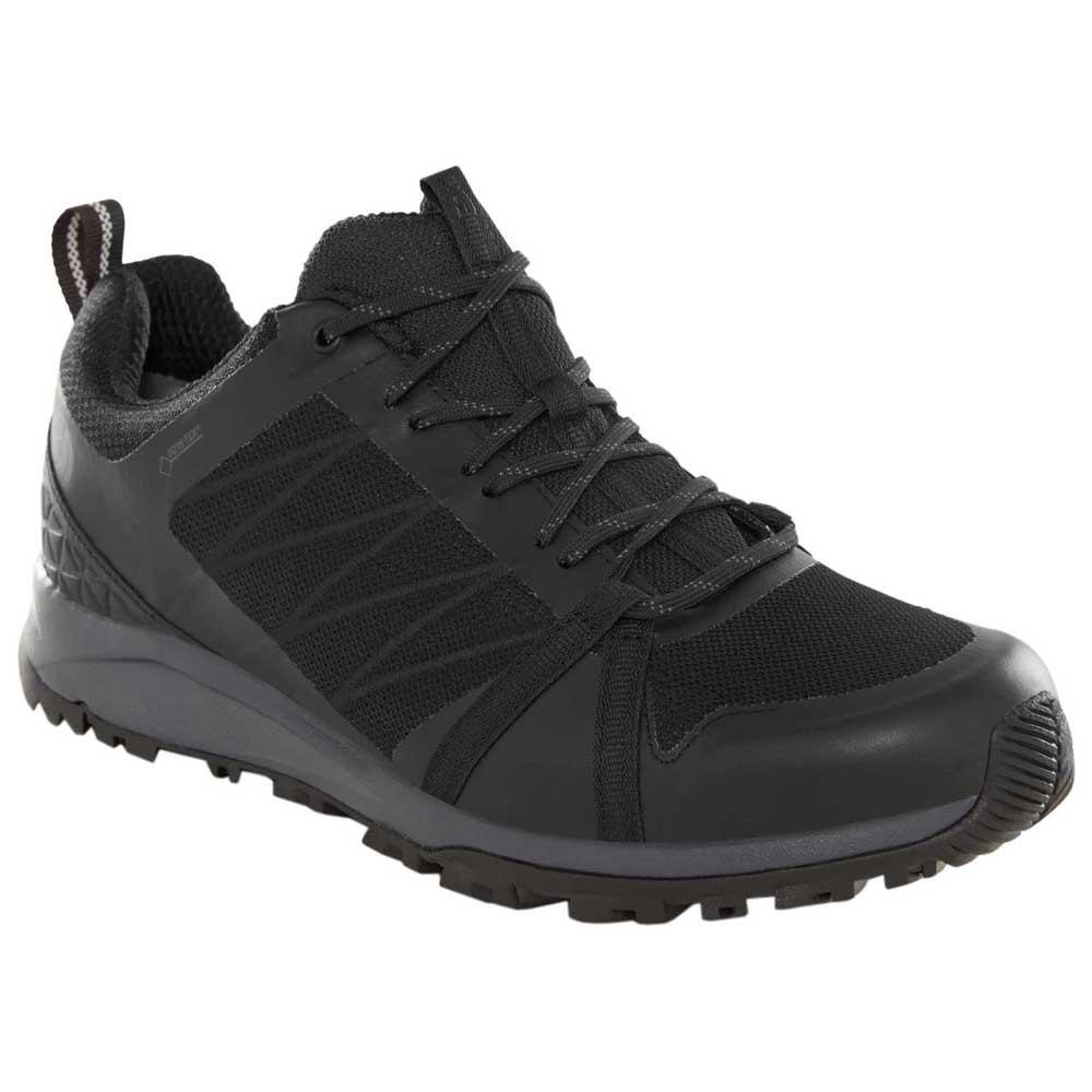 The North Face Chaussures Randonnée Litewave Fast Pack Ii Wp EU 40 TNF Black / Ebony Grey