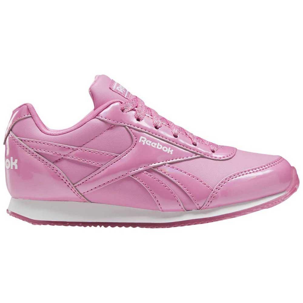 Reebok Royal Classic Jogger 2 Kid EU 36 1/2 Posh Pink / White / None