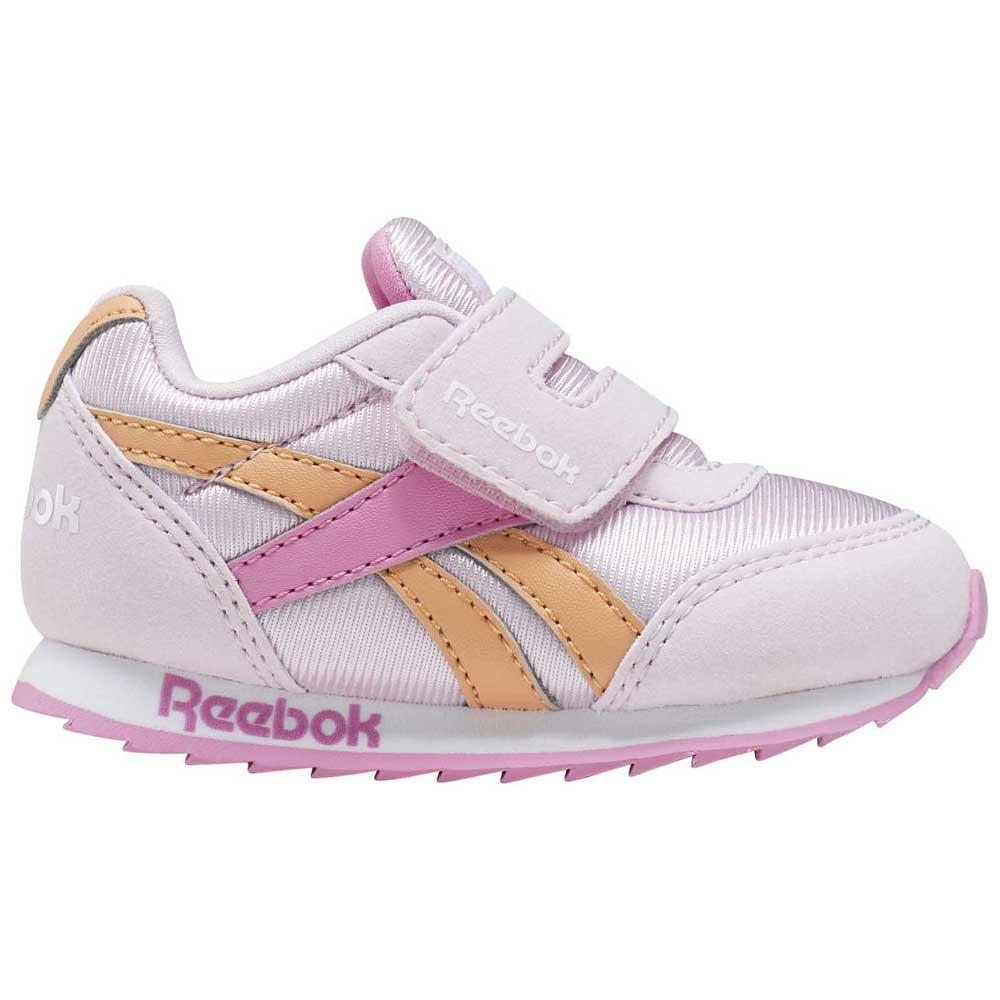 Reebok Royal Classic Jogger 2 Kc Infant EU 22 Pixel Pink / Posh Pink / Sunbaked Orange