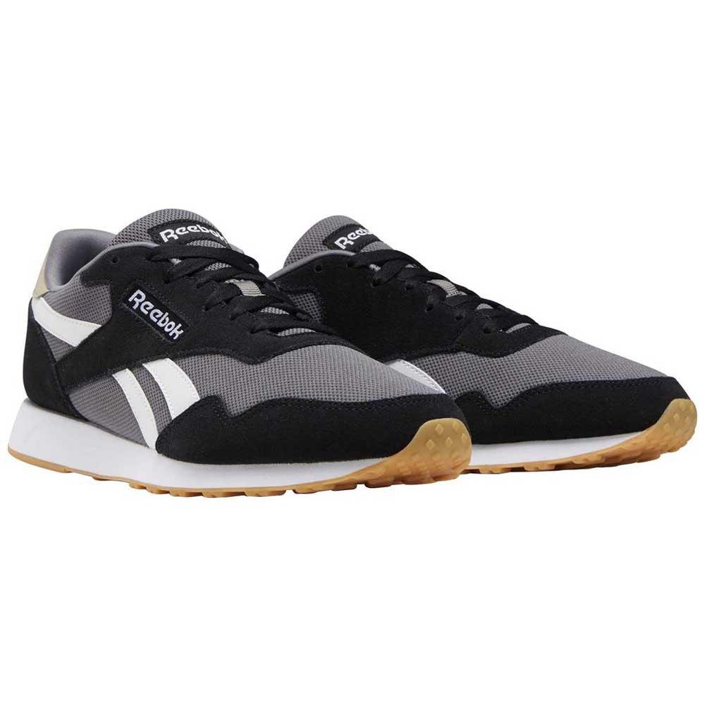 Reebok-Royal-Ultra-Black-T45043-Trainers-Male-Black-Trainers-Reebok-fitness thumbnail 10