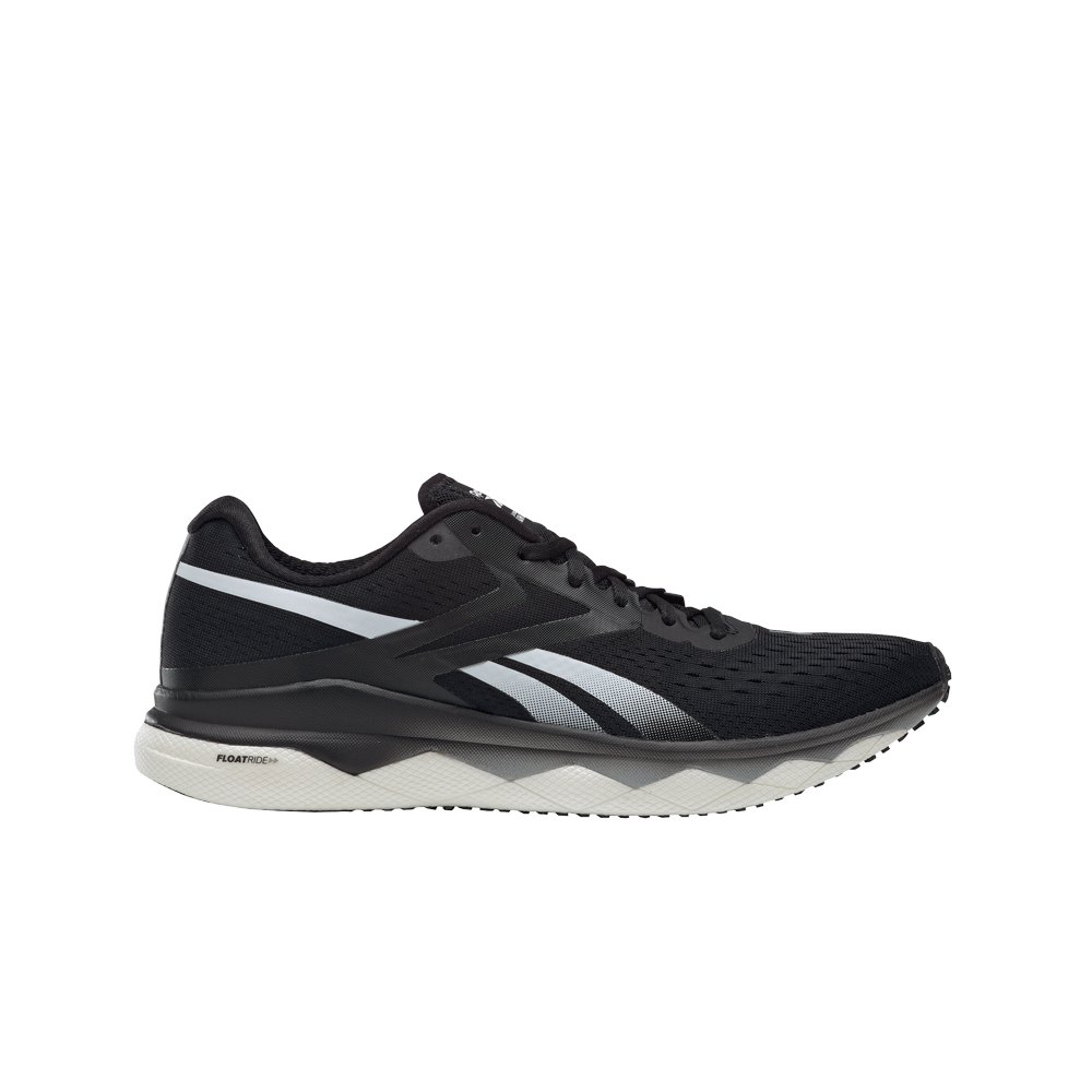 Reebok Floatride Run Fast 2.0 EU 44 1/2 Black / Pure Grey 3 / White