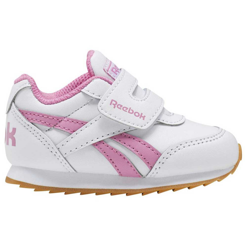 Reebok Royal Classic Jogger 2 Kc Infant EU 24 White / Posh Pink / Gum