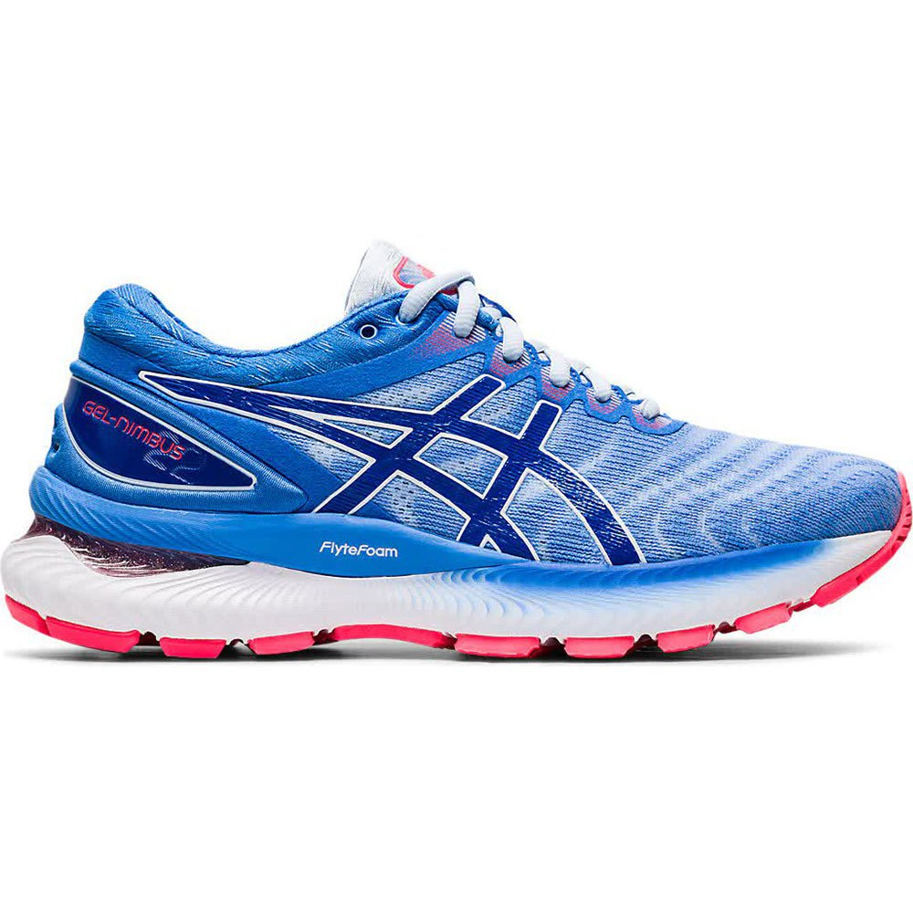 Asics Gel Nimbus 22 EU 44 Soft Sky / Tuna Blue