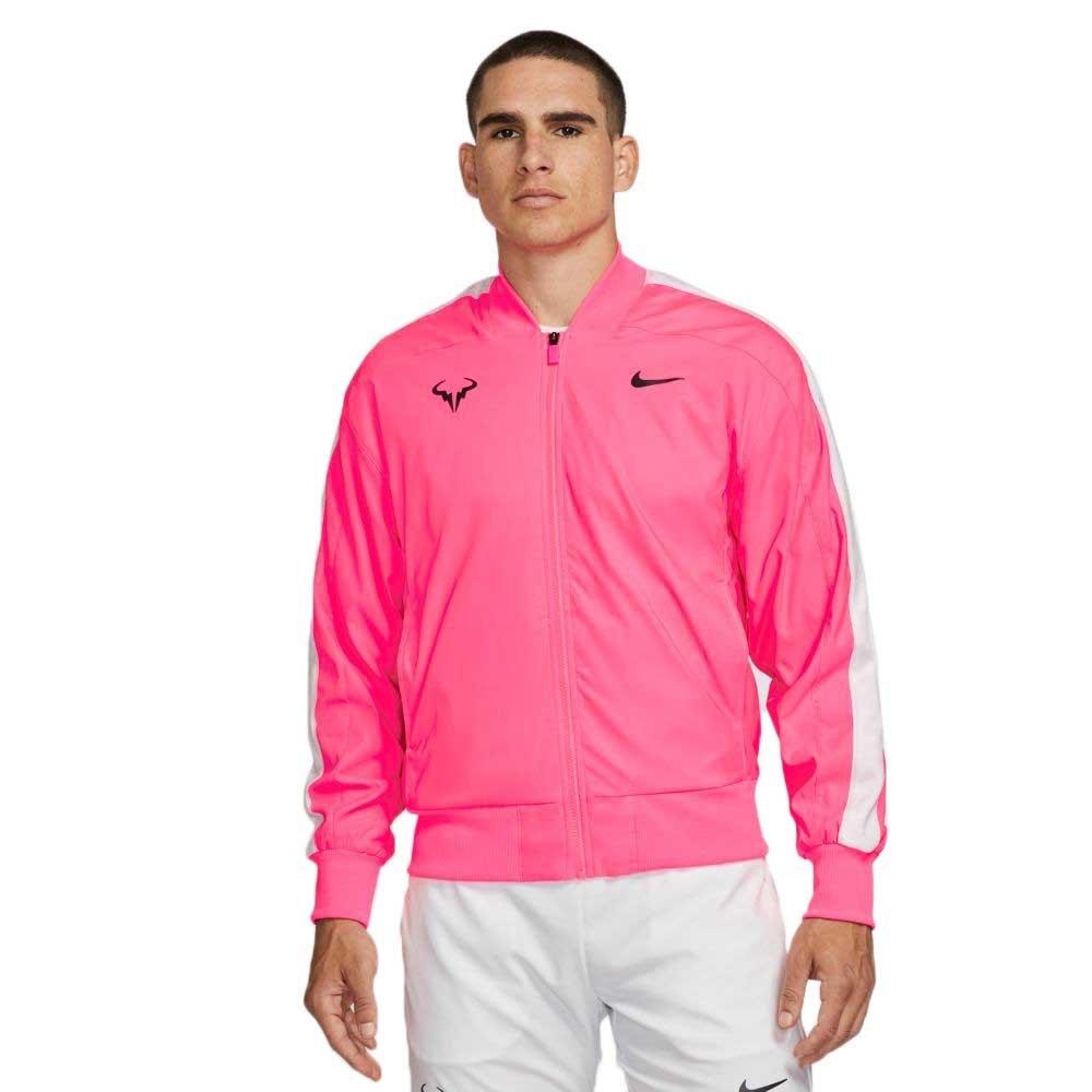 Nike Court Rafa XS Digital Pink / Gridiron