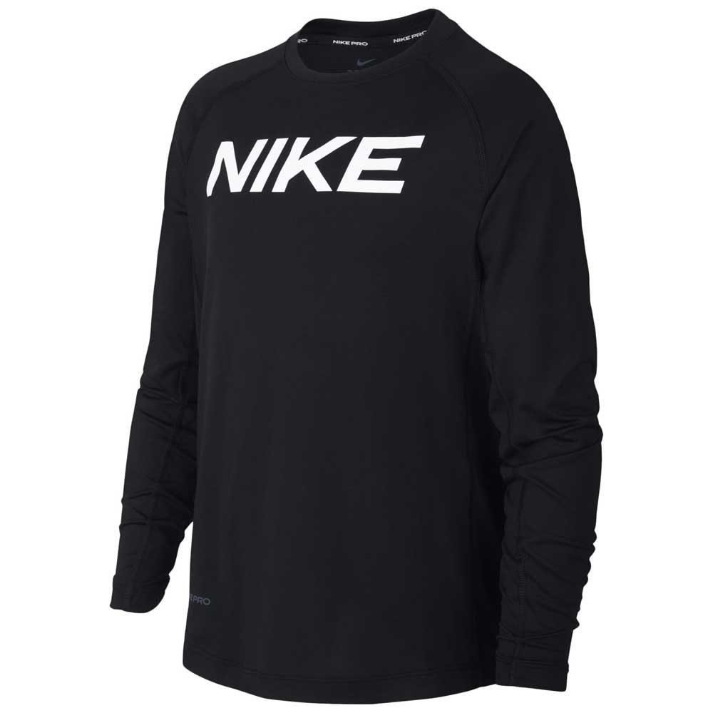 Nike Pro Fitted XS Black / White