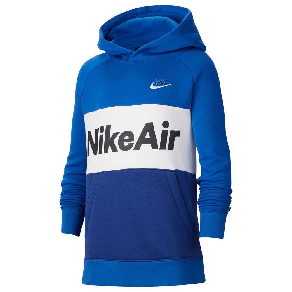 Nike Sportswear Air L Game Royal / Deep Royal Blue / White / White