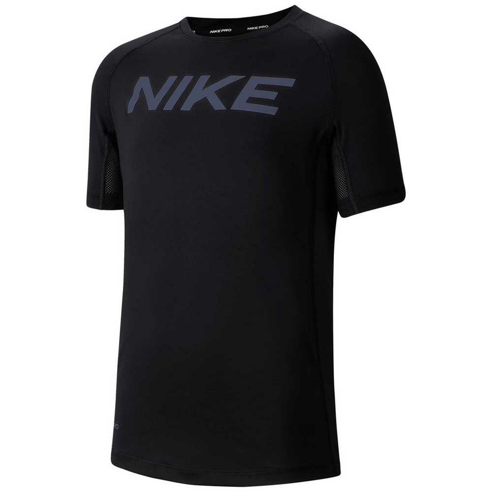 Nike Pro Fitted L Black / White