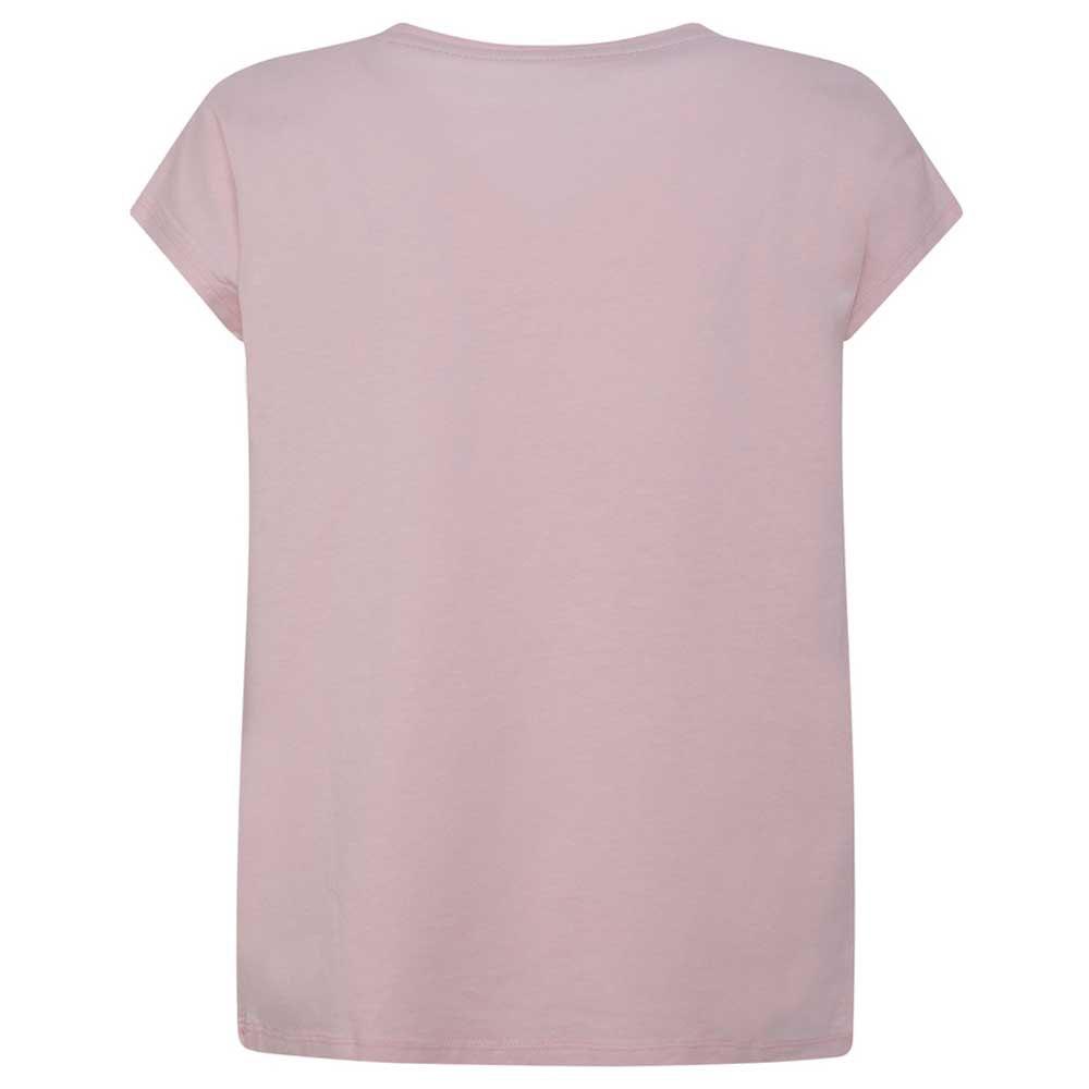 Pepe-Jeans-Nuria-Rosa-T42782-Camisetas-Mujer-Rosa-Camisetas-Pepe-jeans-moda miniatura 8