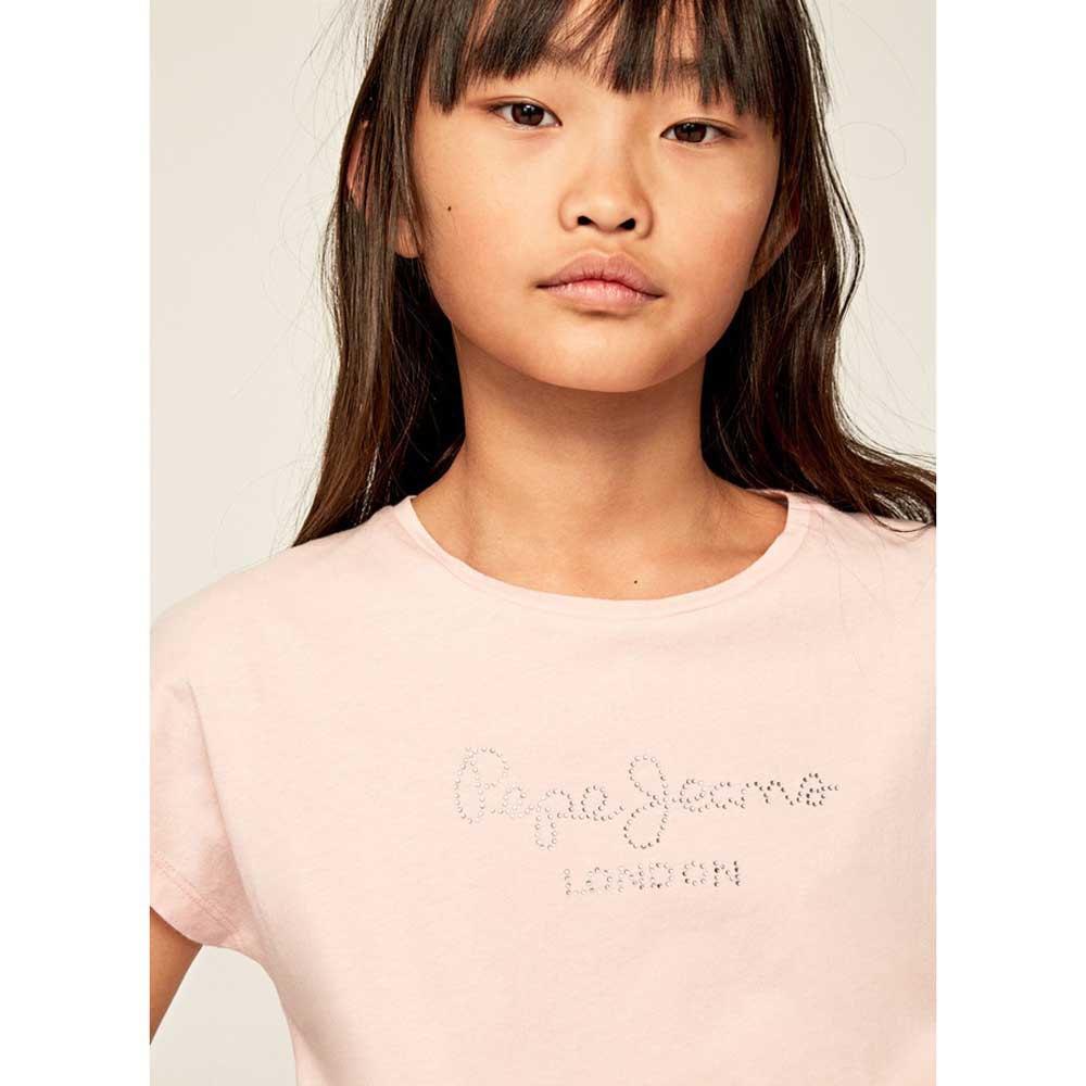 Pepe-Jeans-Nuria-Rosa-T42782-Camisetas-Mujer-Rosa-Camisetas-Pepe-jeans-moda miniatura 12