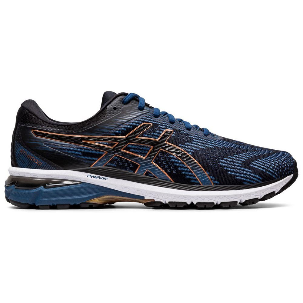 Asics Gt 2000 8 EU 44 Grand Shark / Black