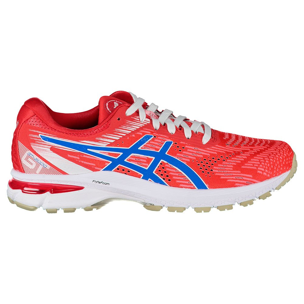 Asics Gt 2000 8 EU 48 Classic Red / Electric Blue