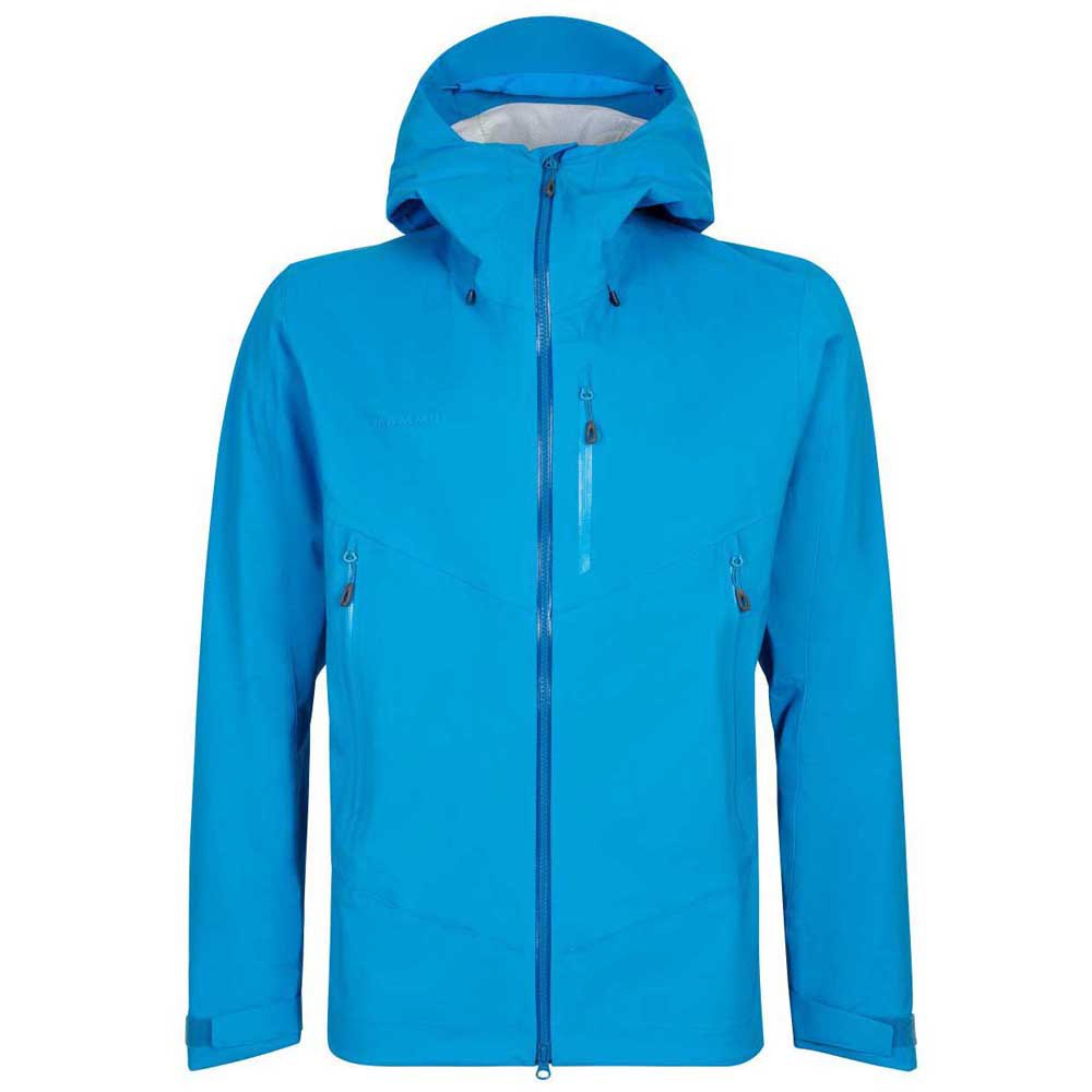 Mammut Kento Hs Jacket XL Gentian