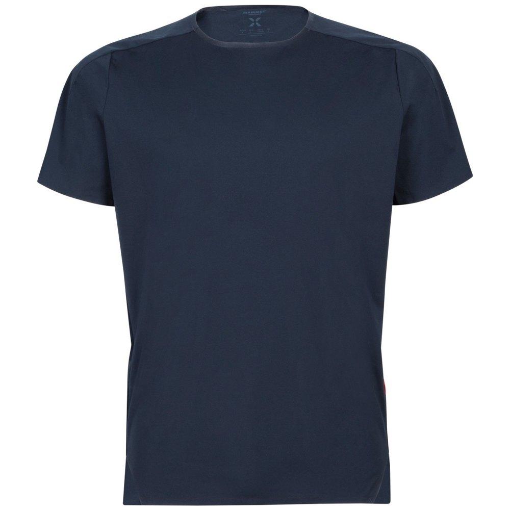 Mammut T-shirt Manche Courte The XL Marine